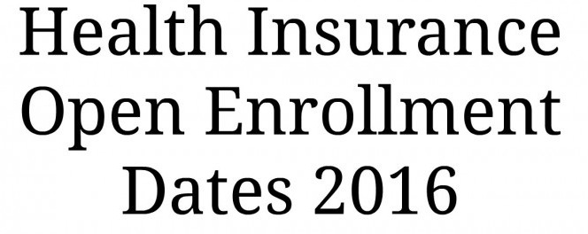 2016 Open Enrollment- Important Dates & Deadlines